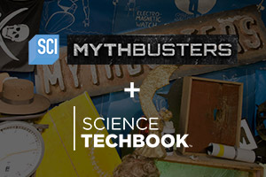 Discovery Education Science Techbook + MythBusters