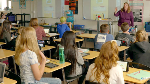 Video still of Differentiation Made Simple with Social Studies Techbook
