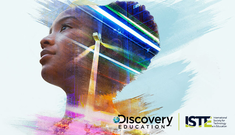 ISTE and Discovery Education Launch New Partnership Offering Members Innovative and Engaging Digital Resources that Bring STEM to Life in the Classroom