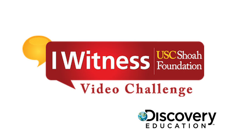 USC Shoah Foundation and Discovery Education Announce 2018 IWitness VideoChallenge Winners